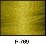 ThreaDelight Polyester Embroidery Thread Golden Olive LT