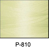 ThreaDelight Polyester Embroidery Thread Banana Yellow