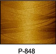 ThreaDelight Polyester Embroidery Thread Golden Brown MD