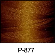 ThreaDelight Polyester Embroidery Thread Chocolate Brown