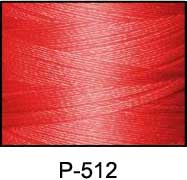 ThreaDelight Polyester Embroidery Thread Coral MD