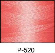 ThreaDelight Polyester Embroidery Thread Candy Pink