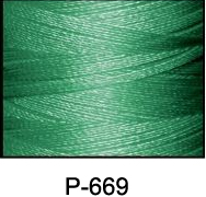 ThreaDelight Polyester Embroidery Thread Teal green MD
