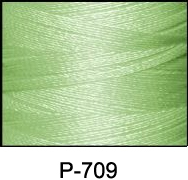 ThreaDelight Polyester Embroidery Thread Pistachio Green LT