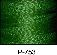 ThreaDelight Polyester Embroidery Thread Parrot Green DK