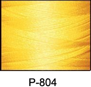 ThreaDelight Polyester Embroidery Thread Bright yellow