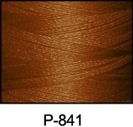 ThreaDelight Polyester Embroidery Thread Brown