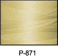 ThreaDelight Polyester Embroidery Thread Tan Light