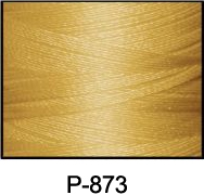 ThreaDelight Polyester Embroidery Thread Camel
