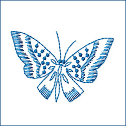 Butterfly 2 embroidery designs