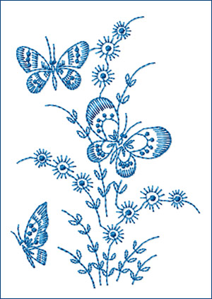 Butterfly5 embroidery designs