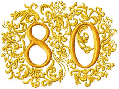 80 Birthday Invitations was nice invitation example