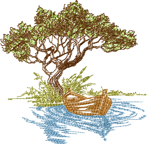 Bayou Embroidery Designs