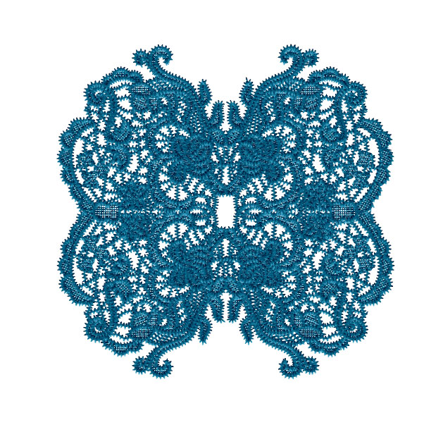 Lace Butterfly 2 Embroidery Designs