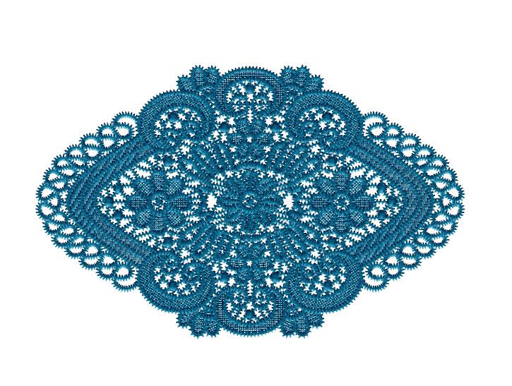 Doily Lace Embroidery Designs