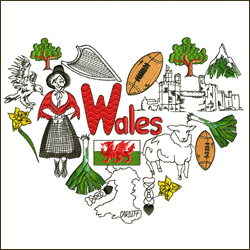 I Love Wales