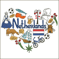 I Love Netherlands