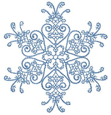 snowflakes machine