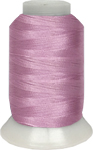 ThreaDelight Polyester Embroidery Thread Pink Plum LT 60 WT