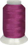 ThreaDelight Polyester Embroidery Thread Light Plum 60 WT