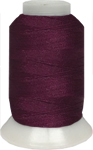 ThreaDelight Polyester Embroidery Thread Plum DK 60 WT