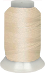 ThreaDelight Polyester Embroidery Thread White 60 WT