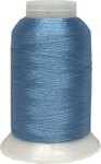 ThreaDelight Polyester Embroidery Thread Blue Violet LT 60 WT