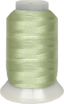 ThreaDelight Polyester Embroidery Thread Yellow Green LT 60 WT