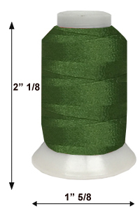 ThreaDelight 721-Insect-Green 60WT