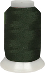 ThreaDelight Polyester Embroidery Thread Avocado Green DK 60 WT