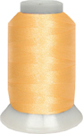 ThreaDelight Polyester Embroidery Thread Pale Beech Wood 60 WT