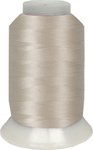 ThreaDelight Polyester Embroidery Thread Coffee Brown DK  60 WT
