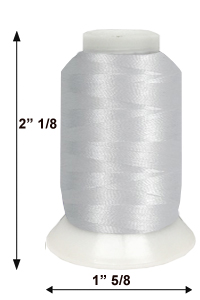 ThreaDelight P-946 White 60WT