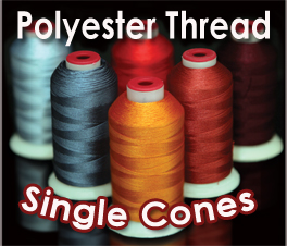 Polyester Thread - 1000 m - 40wt