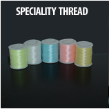 Specialty Embroidery Threads