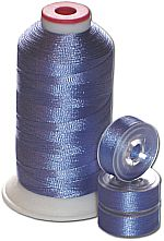 Matching Bobbins & Thread - Wisteria Violet Color