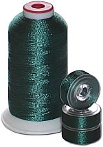 Matching Bobbins & Thread - Jade DK Color
