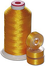 Matching Bobbins & Thread - Canary DK Color