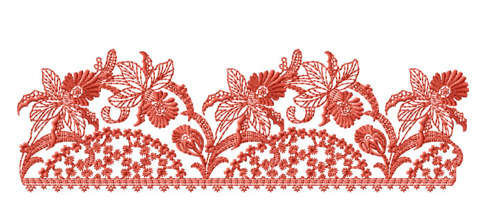 Florence Decorations Embroidery Designs