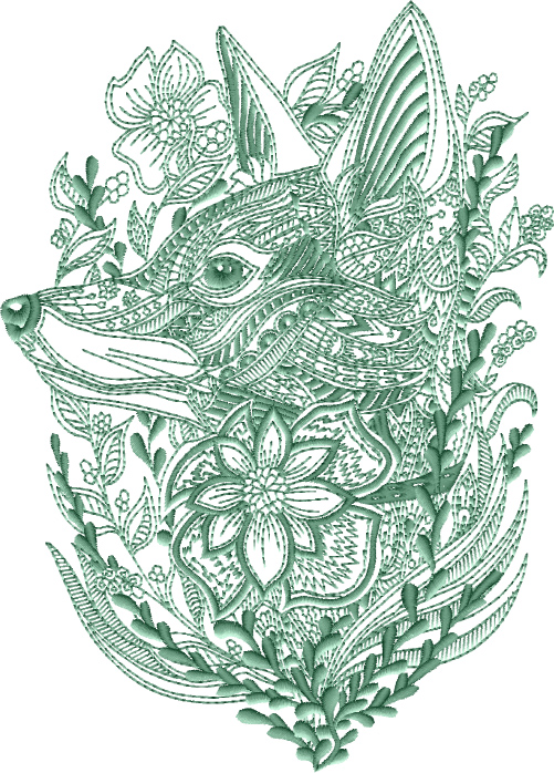 Fox and Garden  Designs