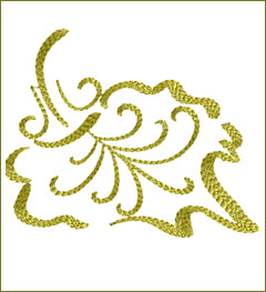 Leaf 6 embroidery design