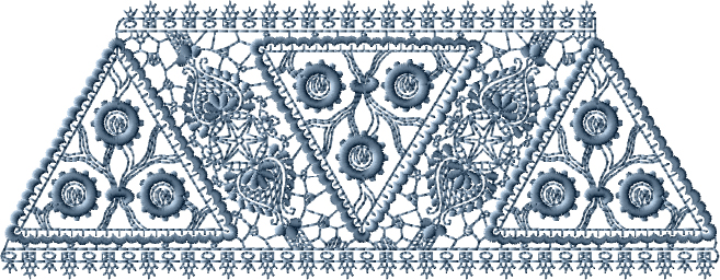 Lucera Decorations Embroidery Designs