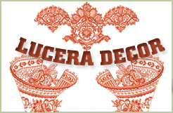 Lucera Decorations