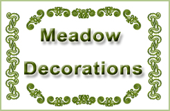Meadow Decorations