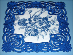Project Idea with  Dantela Lace Embroidery Designs