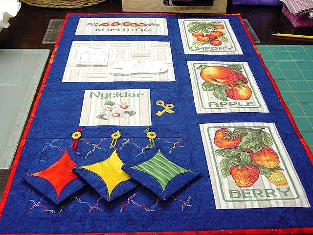 Fruits Season Quilt Set