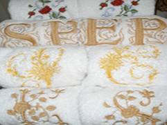 Guest Towels Set