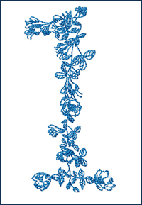 Redwork 1 embroidery design