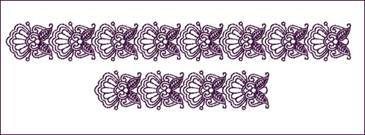 Border 2 embroidery design