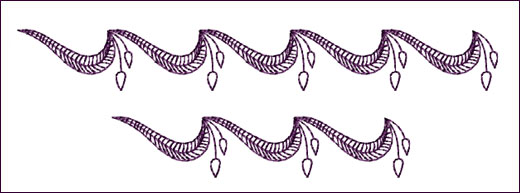 Border 6 embroidery design